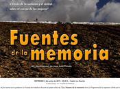 Fuentes memoria