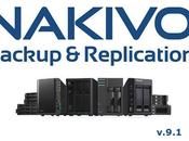 Disponible Nakivo Backup Replication v9.1 Beta