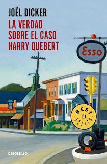 RESEÑA, LA VERDAD SOBRE EL CASO HARRY QUEBERT