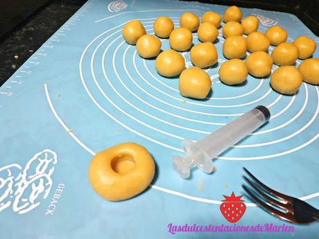 Galletas de Mantequilla y Mermelada