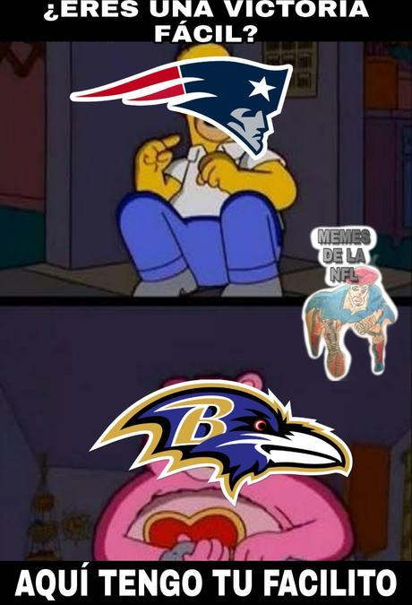Los mejores memes NFL de la semana 9 – Temporada 2019