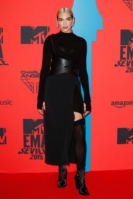 Alfombra roja de los MTV EMA 2019