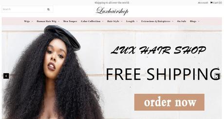 Luxhairshop: cambio de look sin pasar por la peluquería