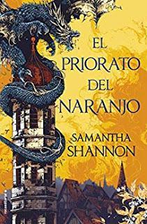 El priorato del Naranjo, de Samantha Shannon