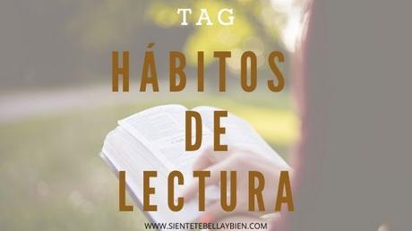 Mis Hábitos de Lectura / Tag