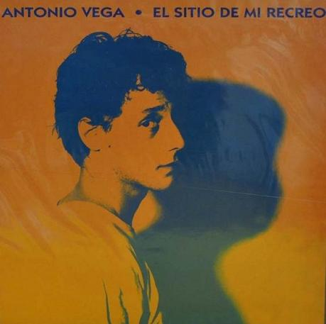 """Antonio Vega. """"El sitio de mi recreo"""""""