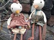 little chicken dolls