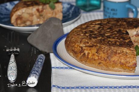 Tortilla de Sepia