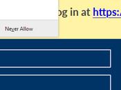 próximo Firefox mostrará solicitudes notificación push sitios