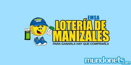 Lotería de Manizales 6 de noviembre 2019