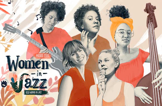 WOMEN IN JAZZ MADRID 2019