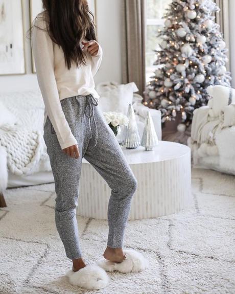 Inspiración: cozy loungewear