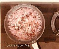 Helado de Cerezas Casero