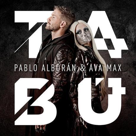 PABLO ALBORÁN EN COMPAÑÍA DE AVA MAX PRESENTA