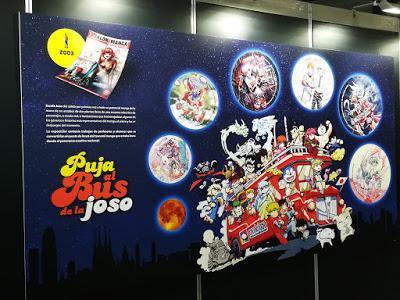 25º Manga Barcelona (Jueves 31)
