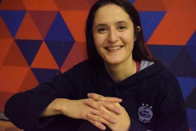 Maria Martiáñez: