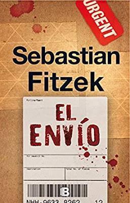 Reseña: El envío - Sebastien Fitzek