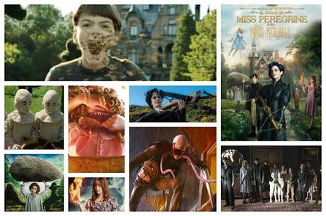 Reseña: El hogar de Miss Peregrine para niños peculiares