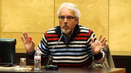 Alfredo Gómez Cerdá habla