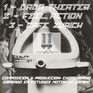 RETRO MECHANICAL EVOLUTION - DADA THEATHER
