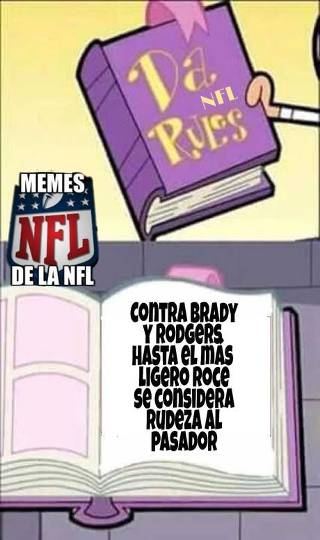 Los mejores memes NFL de la semana 10 – Temporada 2019