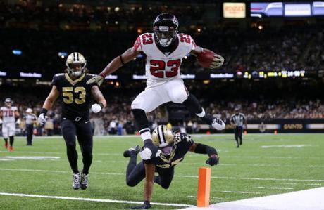 ¡Sorpresa en New Orleans! Los Falcons derrotan a los Saints con todo y Drew Brees