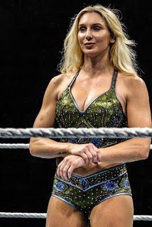 Charlotte flair  se molesta que le digan la hija de Ric Flair