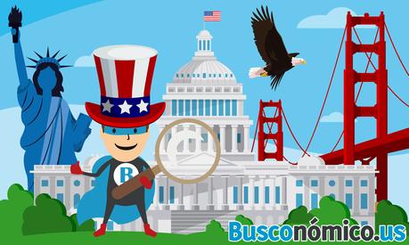 Busconómico lanza un comparador bancario para Estados Unidos
