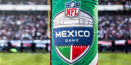 Mensaje para quienes van a ir al juego NFL en México 2019