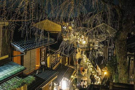 Kyoto brilla con luz propia