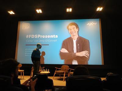 Evento Presentación Carter de AXN