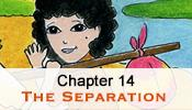 His Story 14 - Pictorial Presentation of Bhagawan sri sathya sai baba's childhood - (The Separation)