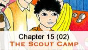His Story 15 (Part 02) - Pictorial Presentation of Bhagawan sri sathya sai baba's childhood - (The Scout Camp)