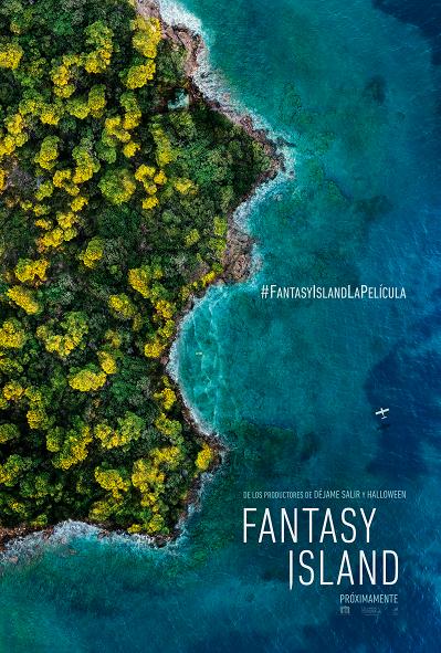 'FANTASY ISLAND' PRIMER TRÁILER Y CARTEL