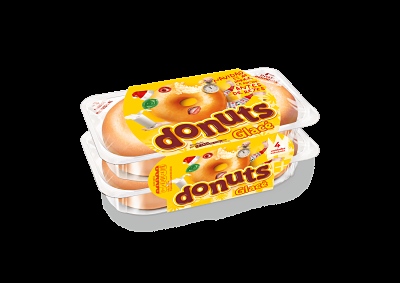 Donuts Glacé La Carlota