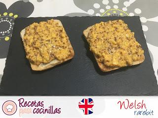Welsh Rarebit en Crock Pot