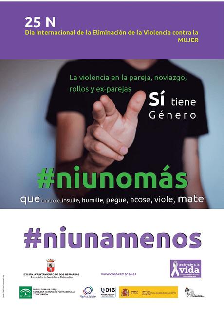 Programa especial de actividades en conmemoración del 25N, Día internacional de la Eliminación de la Violencia contra la Mujer