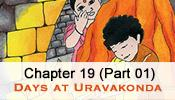His Story Comics - CHAPTER 19 - Part 01) Days at Uravakonda