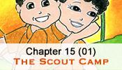 His Story 15 (Part 01) - Pictorial Presentation of Bhagawan sri sathya sai baba's childhood - (The Scout Camp)
