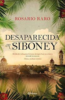 «Desaparecida en Siboney» de Rosario Raro