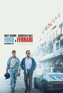 FORD V. FERRARI (Le Mans 66)