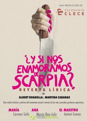 ¿Y Si Nos Enamoramos de Scarpia? Sobre Lirismo, Machismo Y Feminismo.