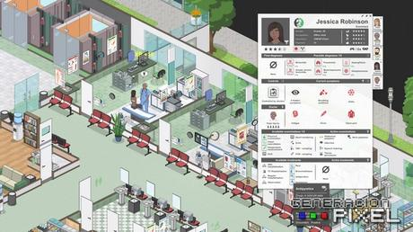 MICRO ANÁLISIS: Project Hospital