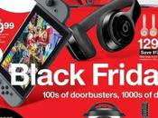 Folleto ofertas Target Black Friday 2019 valen pena)