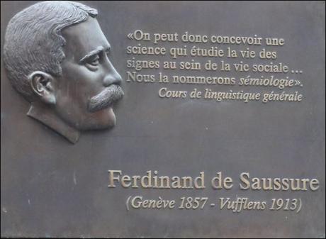 Los aportes de Ferdinand de Saussure a la lingüística contemporánea