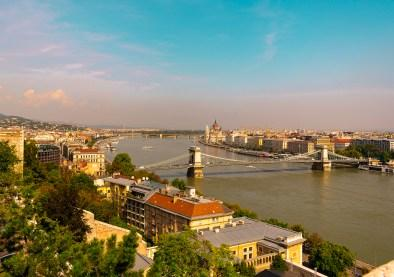 Panorámica Budapest