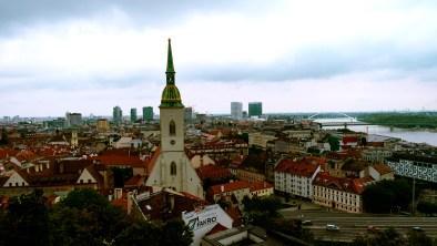 Viena, Bratislava y Budapest en 1 semana