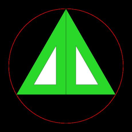 De cómo el demiurgo construyó el universo con triángulos