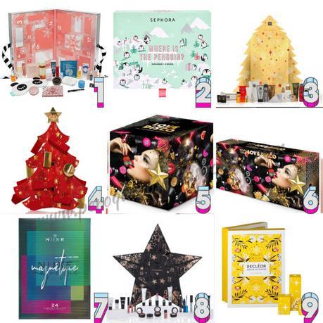 Calendarios Adviento Navidad