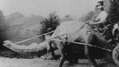 Los mundos prehistóricos de Willis O'Brien (I)